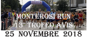 Monterosi Run